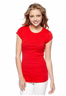 Red Camel® Favorite Fit Crew Neck Tee