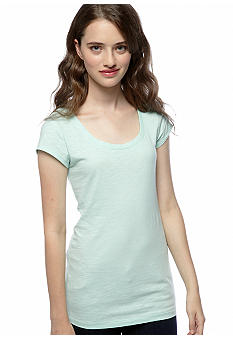 Red Camel Favorite Fit Scoop Neck Tee