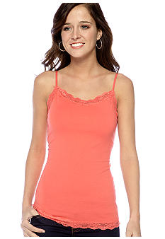 Red Camel Favorite Fit Lace Cami