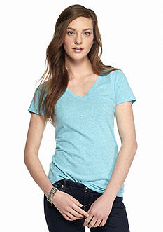 Red Camel Favorite Fit Flecked Tee