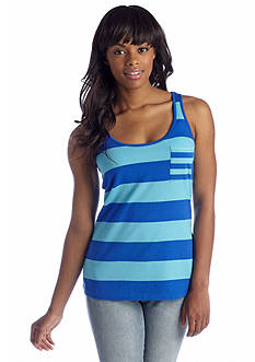 Red Camel® Mixed Stripe Tank