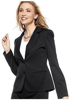 Anne Klein Classic Two Button Jacket