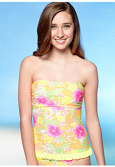 Malibu Dream Girl Tropical Tankini