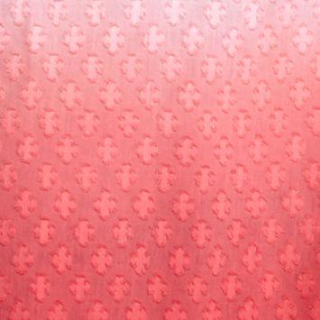 Kim Rogers® Petites Sale: Coral Sun Kim Rogers Plus Size Textured Ombre Top