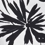 Plus Size Shirts: Black Kim Rogers Plus Size Sleeveless Floral Print Blouse