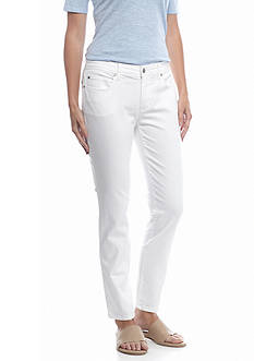 Eileen Fisher Petite Slim Ankle Jeans