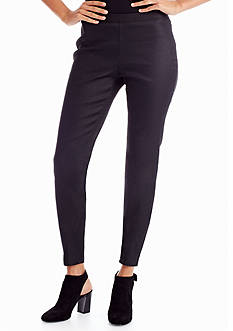 Eileen Fisher Coated Denim Ankle Pant