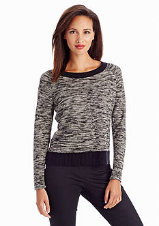 Eileen Fisher Organic Linen Twist Top