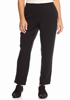 Eileen Fisher Crop Tapered Pants