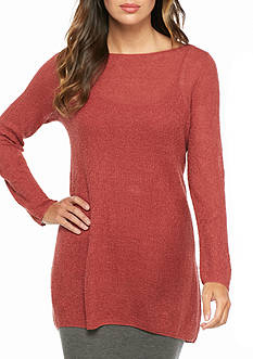 Eileen Fisher Pullover Tunic Top