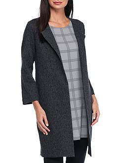 Eileen Fisher Roundneck Jacket