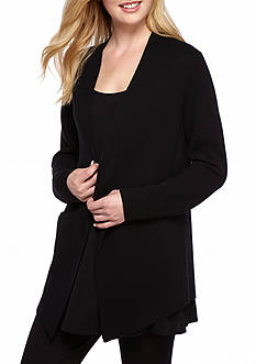 Eileen Fisher Angled Front Jacket