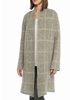 Eileen Fisher Shawl Collar Coat