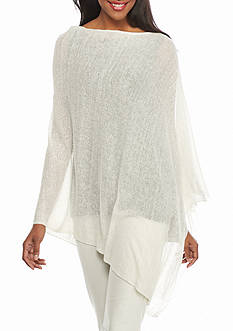 Eileen Fisher Lightweight Poncho