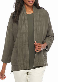 Eileen Fisher Soft Jacket