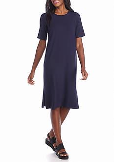 Eileen Fisher Knit Midi Dress