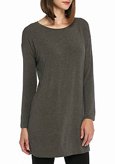 Eileen Fisher Ballet Neck Tunic