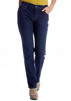 Eileen Fisher Straight Leg Jeans