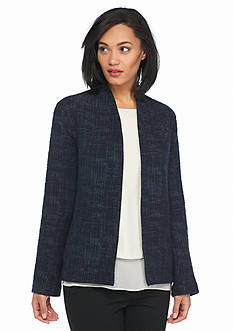 Eileen Fisher High Back Collar Jacket