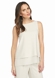 Eileen Fisher Ballet Neck Shell