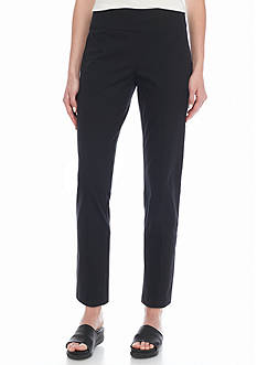 Eileen Fisher Seamed Tapered Ankle Pants