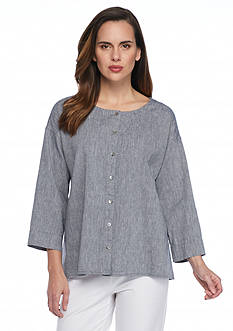 Eileen Fisher Ballet Neck Shirt