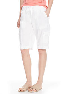 Eileen Fisher Soft Cargo Shorts