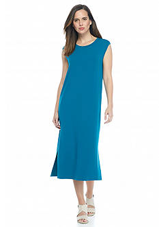 Eileen Fisher Long Knit Maxi Dress
