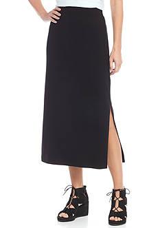 Skirts: Womens Black Ankle Length | Belk