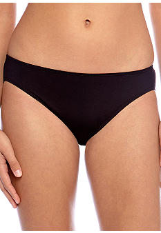 Lauren Ralph Lauren Solid Hipster Swim Bottom