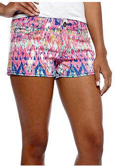 Grane Multi Colored Printed Shorts