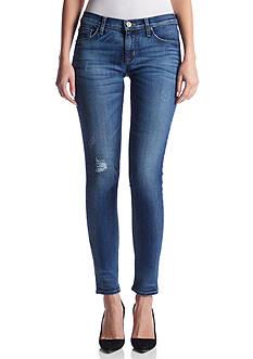 Hudson Jeans Krista Fierce Super Skinny Jeans