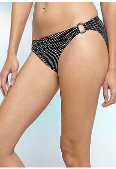 DKNY Mini-Maxi Dot Side Ring Classic Bottom