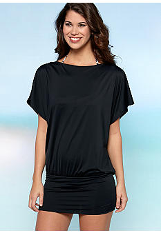 DKNY Bardot Cover Up