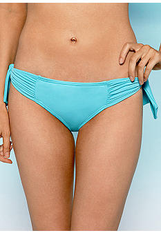 DKNY Bardot Tie Side Hipster Swim Bottom