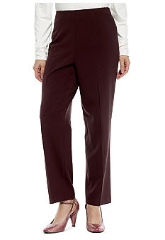 Kim Rogers Petite Pull on Career Pant