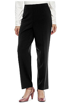 Kim Rogers® Petite Pull on Career Pant