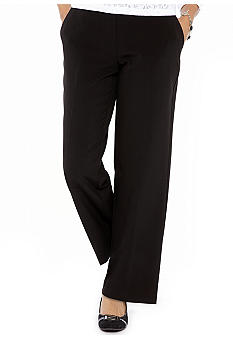 Kim Rogers® Petite Pull On Career Pants