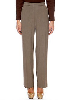 Kim Rogers Petite Comfort Waist Pull On Pant (Short & Average)