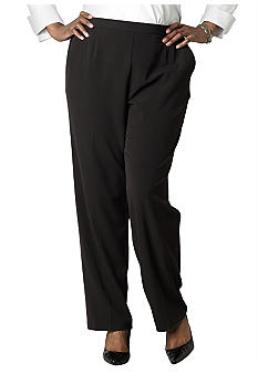 Kim Rogers Plus Size Dress Pant