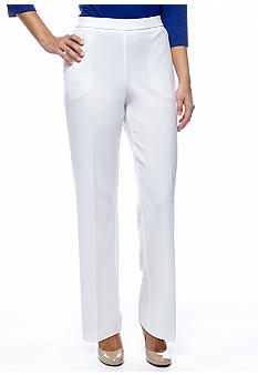 Kim Rogers Petite Pull On Pant - Regular