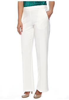 Kim Rogers® Petite Pull On Pant - Short Inseam
