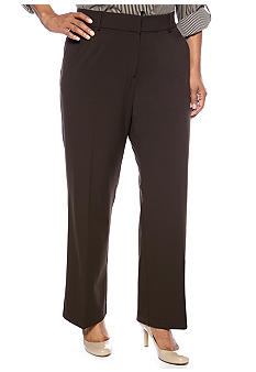 Kim Rogers® Plus Size Perfect Fit Pant Medium Inseam