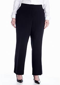 Kim Rogers Plus Size Curvy Bistretch Pant (Short & Average Inseams)
