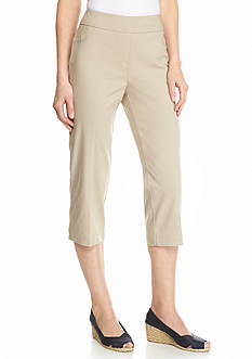 Kim Rogers Super Stretch Capri Pants