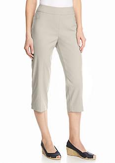 Kim Rogers Super Stretch Capri Pants