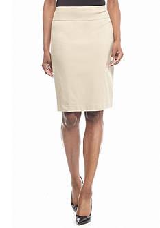 Kim Rogers Super Stretch Pencil Skirt