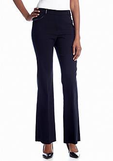 Kim Rogers® Millennium Pull-On Split Waist Pant