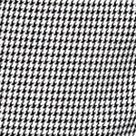 Kim Rogers® Petites Sale: Gray Houndstooth Kim Rogers Petite Houndstooth Pull-On Career Pant - Petite Short