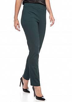 Kim Rogers Super Stretch Check Pants